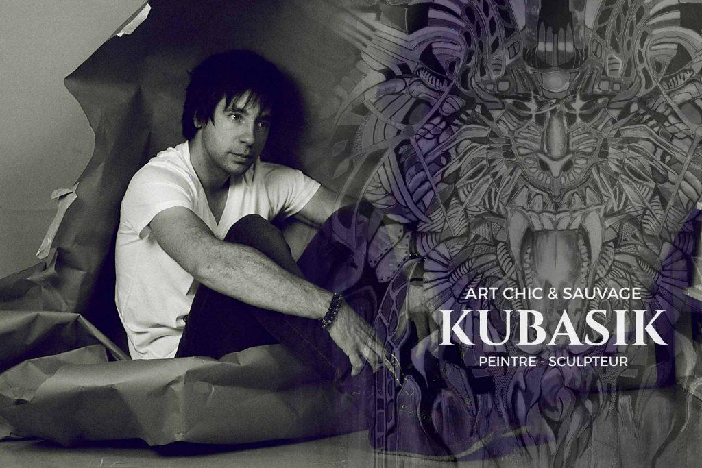Bannière d'accueil Alexandre Kubasik